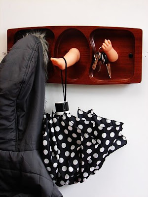 33 33 Cool Wall Hooks and Creative Wall Hook Designs (36) 31