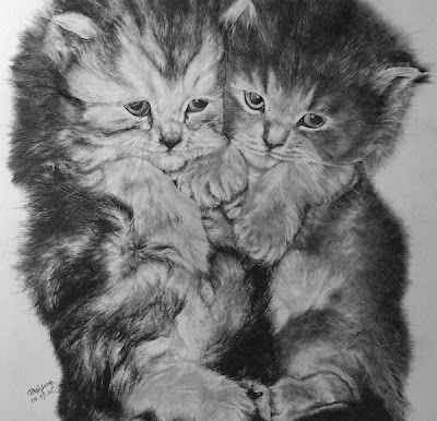 30 Photorealistic Pencil Sketches and Portraits (30) 6