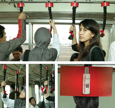 Creative Bus and Subway Handle Advertisements (15) 8