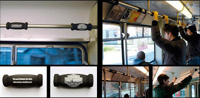 Creative Bus and Subway Handle Advertisements (15) 1