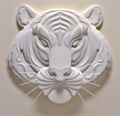 Paper Sculptures by Jeff Nishinaka (11) 2