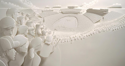 Paper Sculptures by Jeff Nishinaka (11) 4