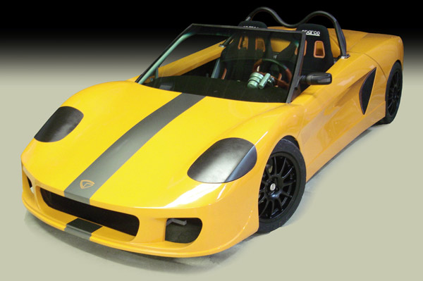 Build A Car From Scratch >> 5 Cool Cars Made From Scratch.