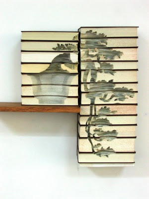 Cool and Creative Ways To Reuse Books (50) 44