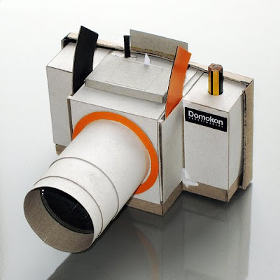12 Creative and Cool Paper Camera Designs (18) 15