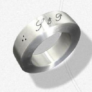 Herb Napkin Ring Set