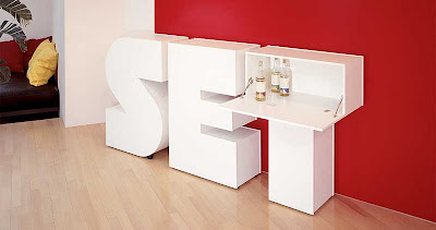 Alphabet Furniture - Set 26 (12) 12