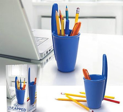 14 Creative and Cool Pen Holders (14) 1