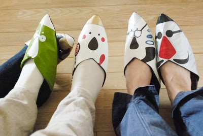 16 Creative and Cool Slipper and Sandal Designs (16) 3