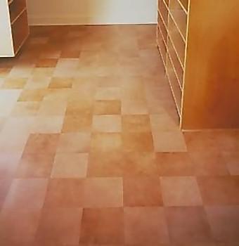 Soft Floor Tiles For Kitchen