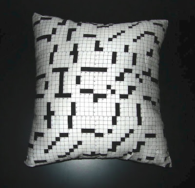 27 Creative and Cool Crossword Inspired Designs and Products (30) 8