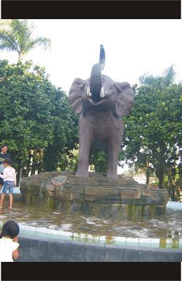 Taman Denggung, Destinasi Wisata Murah-Meriah di Jantung Kota Sleman