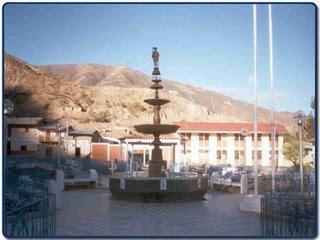 Plaza de sallique