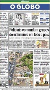 Jornal O Globo Pdf