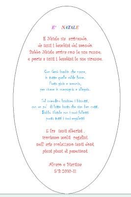 Scuola Primaria Poesie Di Natale.Poesie Di Natale Classe 4 Primaria Frismarketingadvies