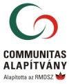 A találkozó főtámogatója ebben az évben is a Communitas Alapítvány volt