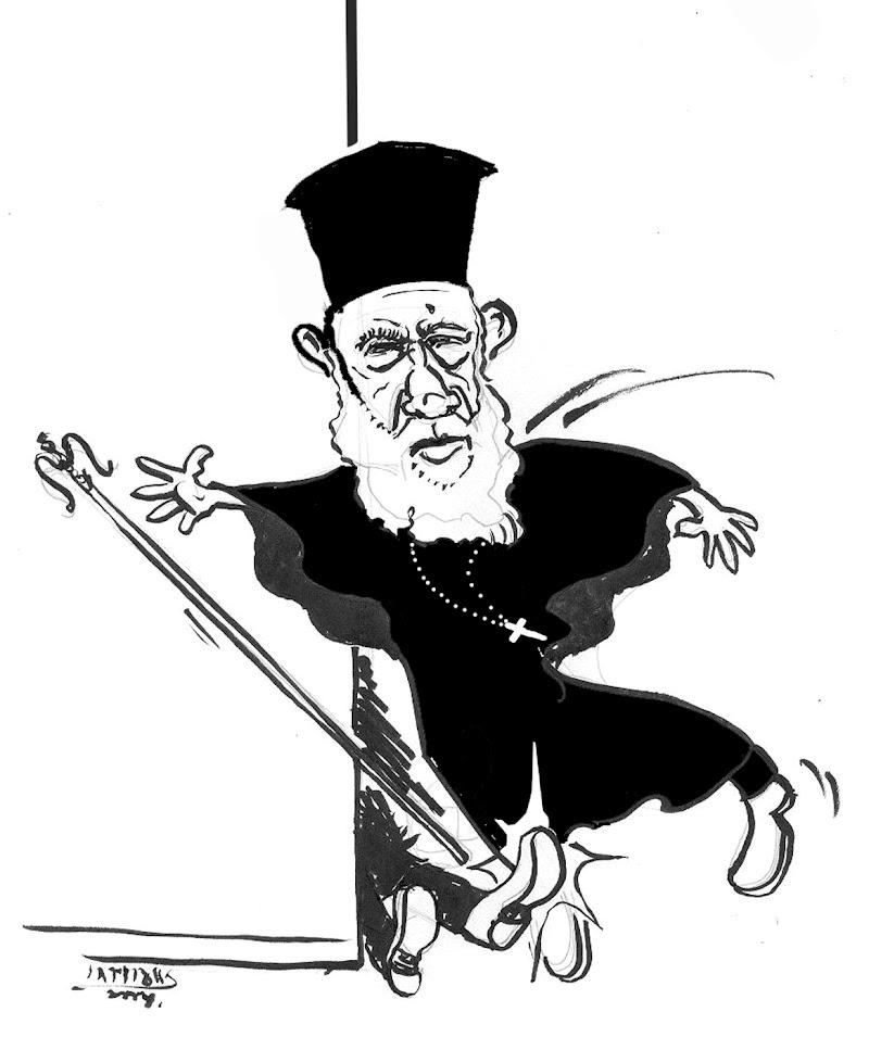 Τρικλοποδιές στον Αρχιεπίσκοπο Ιερώνυμο