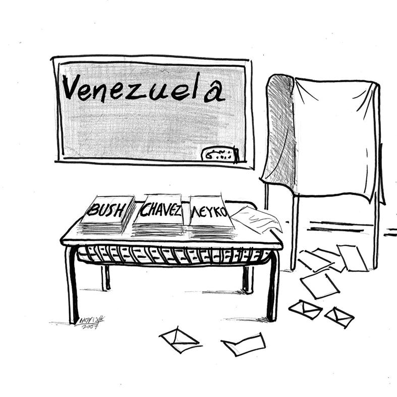 Εκλογές στην Βενεζουέλα