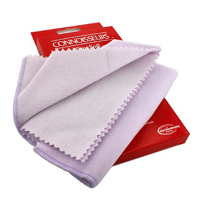 Ultra Soft Silver Polishing Cloth