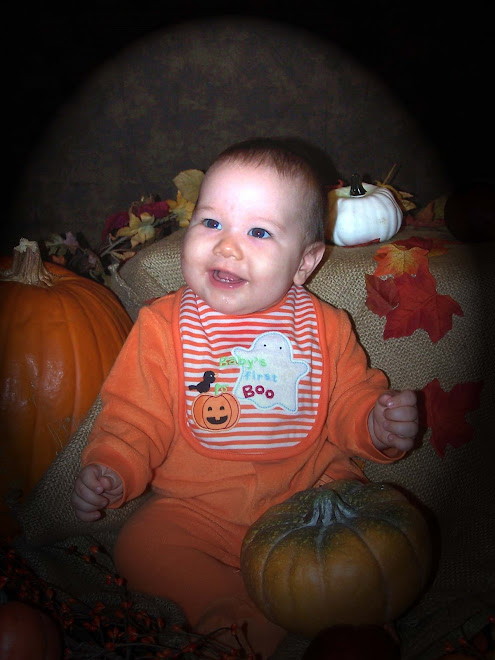 Our lil Punkin