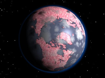 Planet That Looks Like Earth - Pics about space