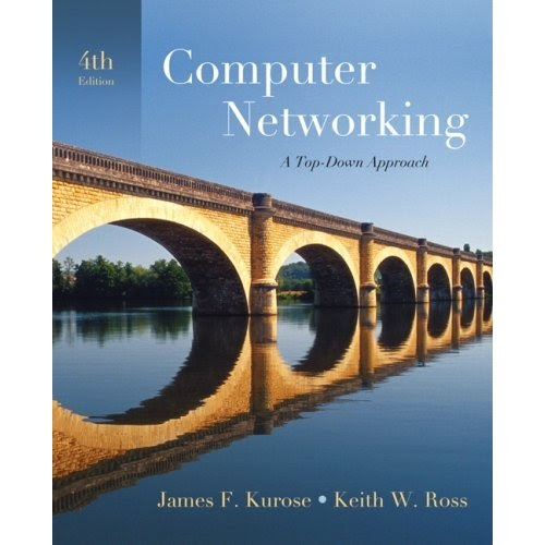 computer networking a top down approach pdf