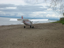 A Beach Landing at Beautiful Lake Malawi