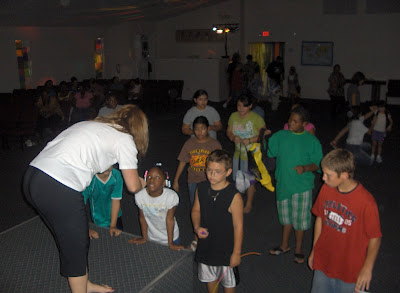 children Pastor