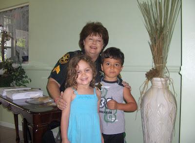 Sgt. Monica Sauls