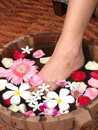 Relajate con la  Aromaterapia