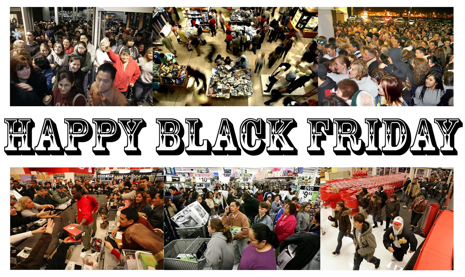 Ah Black Friday What Is Black Friday
