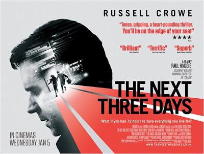Next Three Days Movie Poster