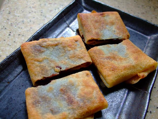 La mia Cucina: 豆沙窩餅