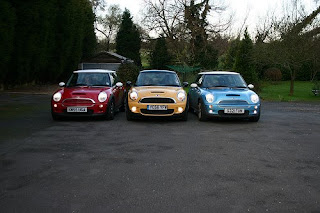 MINI Cooper is in short supply