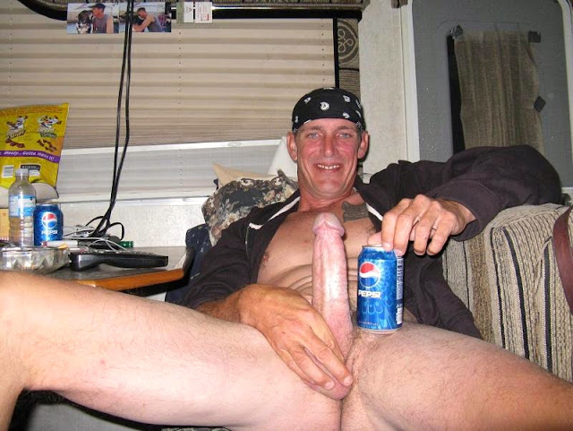 Dick bigger than a coke can talented phrase