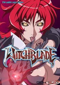 Anime girl with black hair and sword