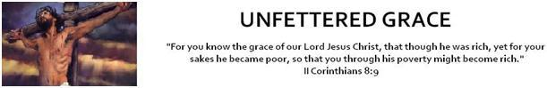 Unfettered Grace