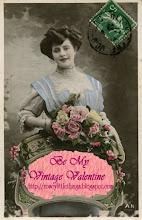 Be My Vintage Valentine swap