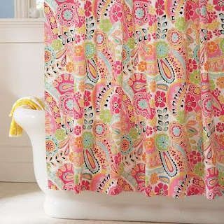 Alyssa Jayne Shower Curtains Galore
