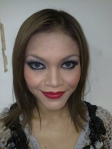Gothic Makeup Pictures Emphasize On