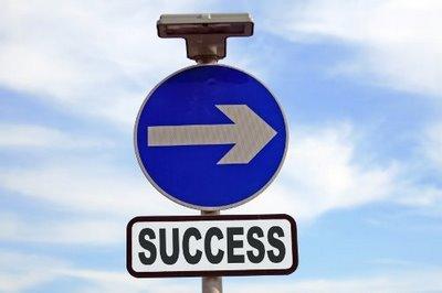 Qual é a medida de nosso sucesso?