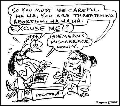 Pregnant+HOSPITAL+abortion Pregnancy Detour: THE HOSPITAL