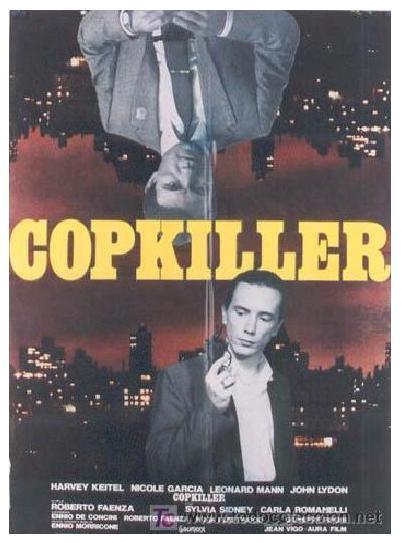 pulpetti: Roberto Faenza's Copkiller AKA Order of Death AKA Corrupt