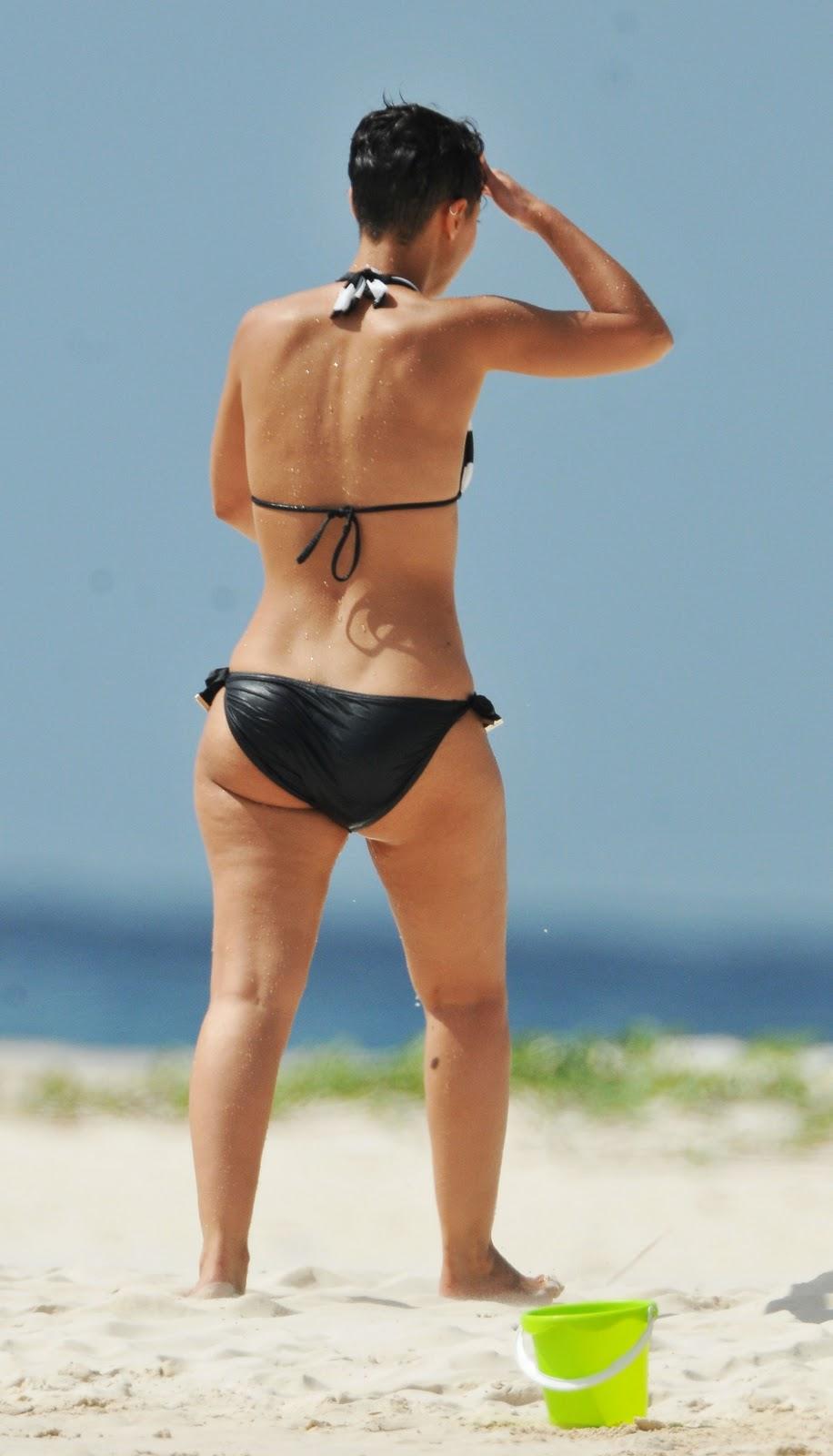 Amelle Berrabah Sexy amelle berrabah bikini