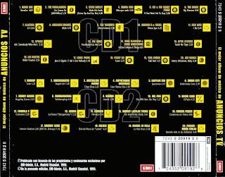 El Mejor Album De Musica De Anuncios TV