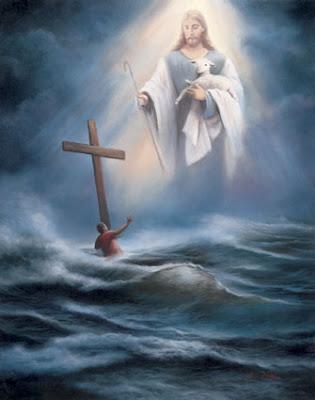 DIEU tout Puissant ! Jesus_My_Savior_by_C