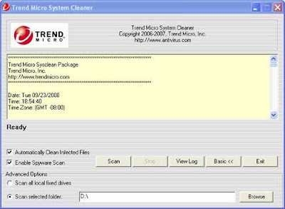 sysclean