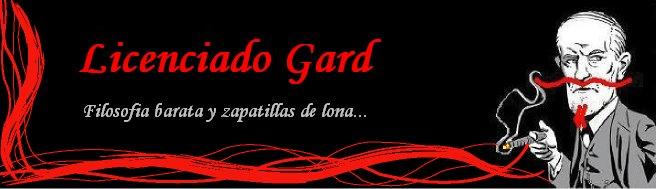 El licenciado Gard