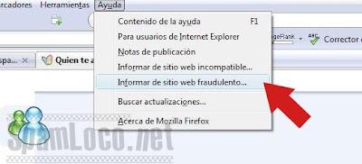 firefox phishing