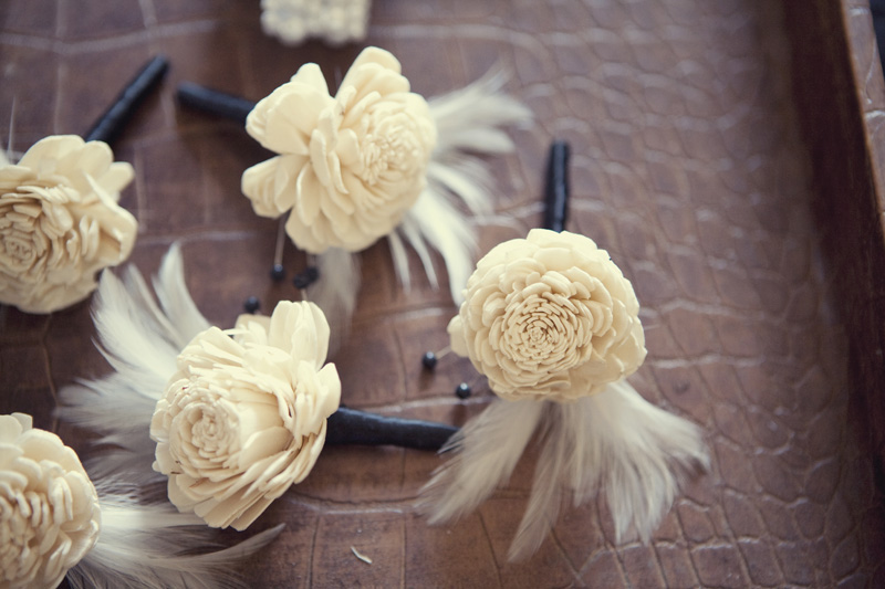 Tradewind Tiaras: Bridal Bouquets Without Flowers